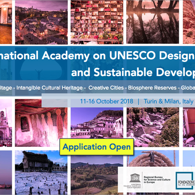 Open Call: UNESCO International Academy