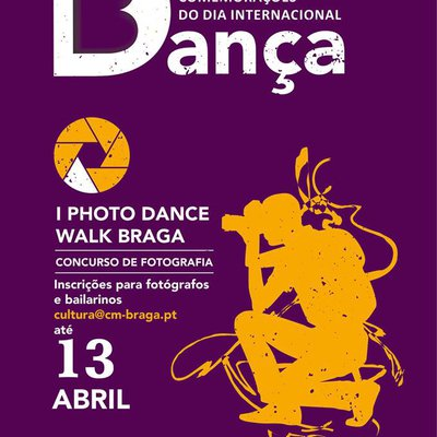 I Photo Dance Walk Braga