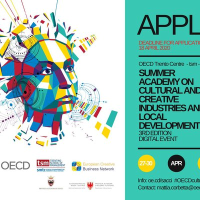 OECD promotes summer academy for creative industries