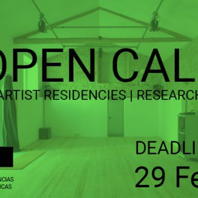 OPEN CALL artist residencies