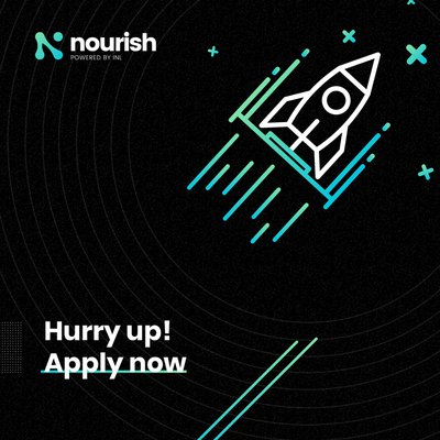 Nourish, powered by INL